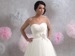 suknia ślubna cameoo pronovias jaspe piękna lekka zjawiskowa