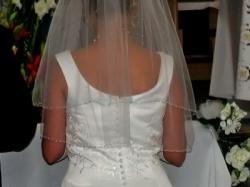 Suknia ślubna CAMPANULA z kolekcji Vivien