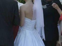 Suknia ślubna CANBERRA