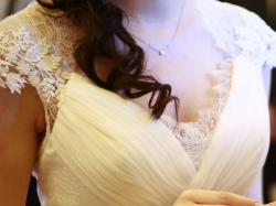 Suknia ślubna Carmen - kolekcja Nabla - model Meryl