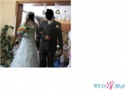 Suknia ślubna ,,CARRERA,,