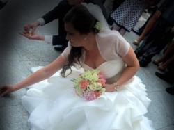 Suknia Ślubna CASCADA Angel