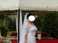 Suknia ślubna Cassablanka