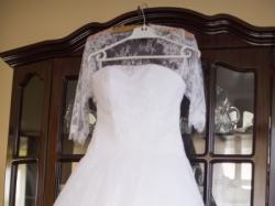 Suknia ślubna Celise Tolemi 2014