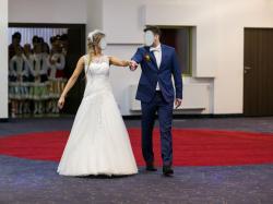 Suknia Ślubna Cheryl / rozm. 38