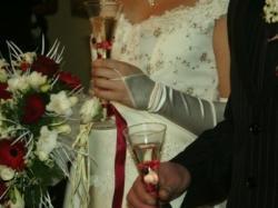 suknia ślubna ciążowa ecru / bytom
