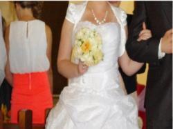 Suknia ślubna ciążowa tanio