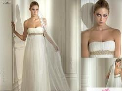 Suknia ślubna CLARA   Manuel Mota   Madonna   Jedwab   34-36