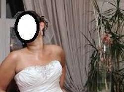 Suknia ślubna Clarissa Verise Bridal