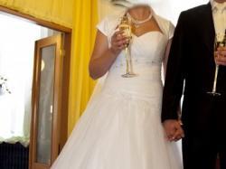 Suknia Ślubna Colette + Gratisy