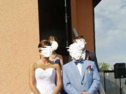 Suknia ślubna Constanza B rozm 40
