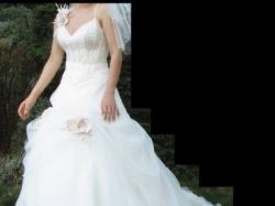 -------- Suknia Ślubna COSMOBELLA 2008 - model 7193 -----------
