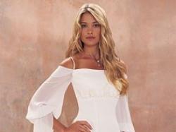 Suknia ślubna COSMOBELLA 7061, kolekcja 2006