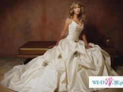 suknia ślubna Cosmobella 7210