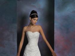Suknia ślubna Cosmobella 7282 z kolekcji z 2008 roku!