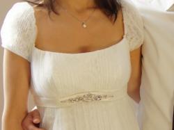 suknia ślubna cosmobella 7321