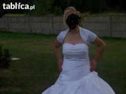 Suknia Ślubna Cosmobella z salonu Lisa Ferrera + 2 gratisy ! rozm 42