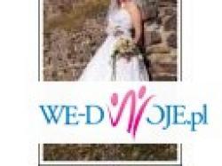Suknia Ślubna cudo + dodatki rozmiar 38-40