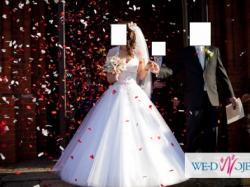 Suknia ślubna CUDO model 2012 EMMI MARIAGE