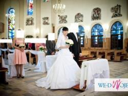 Suknia ślubna Cymbeline 2011