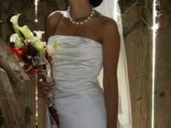 Suknia slubna CYMBELINE DAMILLE 2010