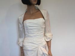 Suknia ślubna Cymbeline Dicchi rozmiar 36/38 z bolerkiem