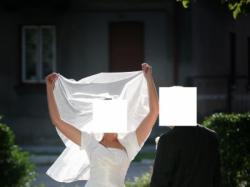 Suknia ślubna Cymbeline model Mystic