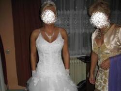 Suknia ślubna Cymbeline Model Taylor Long krótko- długa 2 w 1