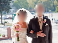 Suknia ślubna Cymbeline Mystic Norca + dodatki