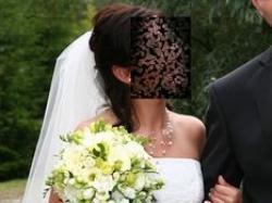 Suknia ślubna Cymbeline Paris -BRINDILLE