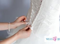 Suknia ślubna Cymbeline Paris Fauvette 2012