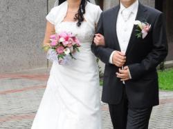 Suknia Ślubna CYNTHIA