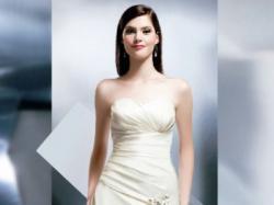 Suknia ślubna D'Zage-D3992 Ivory