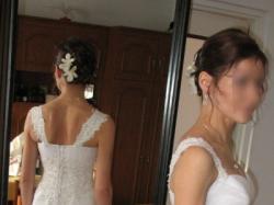 Suknia ślubna Dakota rozm. 38