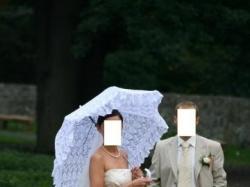 suknia ślubna Damas - Marie de Paris