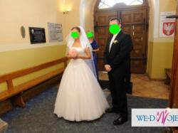 Suknia ślubna Darla z salonu Angel