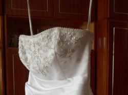 Suknia Ślubna David's Brid