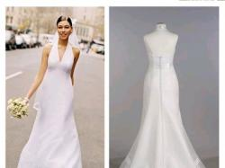 Suknia Ślubna David's Bridal VW8893 z Nowego Jorku