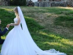 Suknia ślubna David Tutera Edna 114277