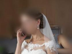 Suknia Ślubna David Tutera for Mon Cheri - Patmore r36-38