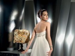 Suknia ślubna Demetrios 1385 !!! Lisa Ferrera rybka / syrena