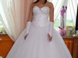 Suknia Ślubna Demetrios 2009 - B155 welon i halka gratis