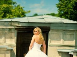 Suknia ślubna Demetrios 2010 model 983