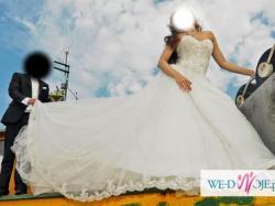 Suknia ślubna DEMETRIOS 933 ekri