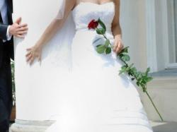 Suknia Ślubna Demetrios 955