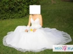 Suknia Ślubna Demetrios 960 Lissa Ferrera . Okazja!!