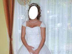 Suknia Ślubna DEMETRIOS 9608 (Księżniczka) Polecam!!!!!