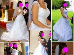 suknia ślubna demetrios 9699 rozm 38-40