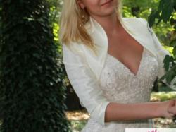 Suknia ślubna DEMETRIOS Lisa Ferrera - OKAZJA