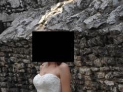 suknia ślubna Demetrios model 3060